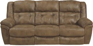 joyner almond reclining sofa from catnapper 4255205129 coleman