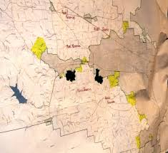 save helvetia maps of the reserves study areas