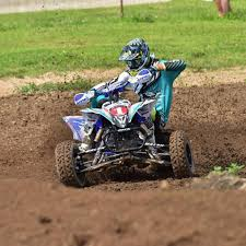motocross atv com renthal chad wienen claims his 4th consecutive ama pro atv
