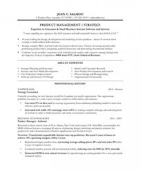 Canadian Sample Resume by Sample Resume Product Manager U2013 Resume Examples