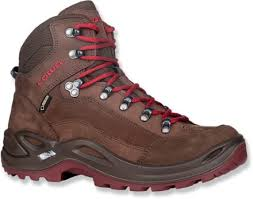 womens boots outdoor lowa renegade gtx mid hiking boots s rei com
