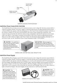 intellichlor ic20 cell light off intellichlor electronic chlorine generator model ic60 ic40 ic20