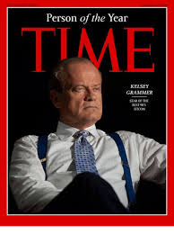 Frasier Meme - person of the year kelsey grammer star of the sitcom frasier