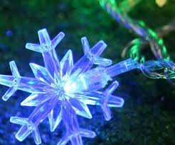 49 best led snowflake lights images on