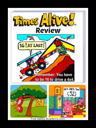 times tables the fun way online learning the times tables times alive review