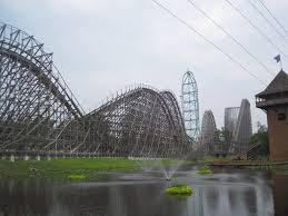 First Six Flags Six Flags Great Adventure Ptr Trip Reports Kings Island