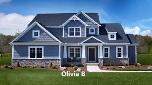 walkthrough schumacher homes olivia b ravenna oh model home
