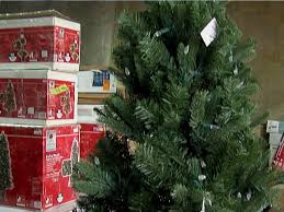 christmas tree on sale get an artificial christmas tree for just 10 at sale sumo abc15