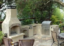 outdoor fireplace kits masonry fireplaces
