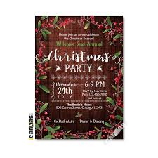 101 best seasonal invites images on reindeer rustic