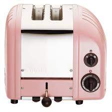 Clear Sided Toaster Dualit New Gen 2 Slice Petal Pink Toaster 20299 The Home Depot