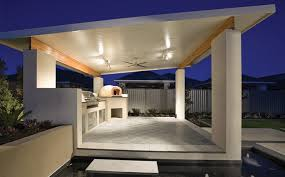 Patio Lighting Perth Solarspan Insulated Patio Roofing The Patio Factory Perth Wa