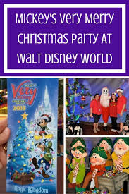 mickey u0027s merry christmas party worth price
