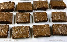 sugar spice and spilled milk christmas brownies