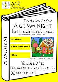 dfk presents a grimm night for hans christian anderson drama