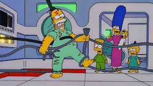 Simpsons Treehouse Of Horror All Episodes - treehouse of horror xii season 13 episode 1 simpsons world on fxx