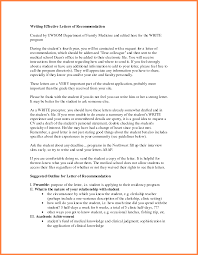 Letters Of Recommendation Template For Students by 10 Recommendation Letter Sample For Medical Life