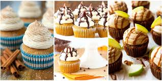 best fall flavored cupcakes and decorating ideas recipes for