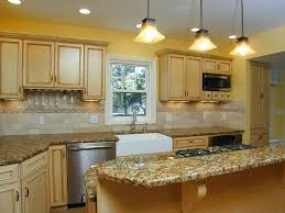 Kitchen Countertop Materials by Kitchen Backsplash Images Home Act