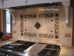 Best Kitchen Images On Pinterest Backsplash Ideas Kitchen - Kitchen medallion backsplash
