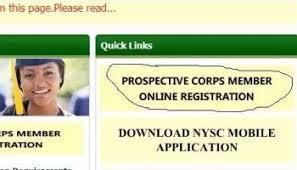 2017 nysc remobilization online registration begins students nigeria