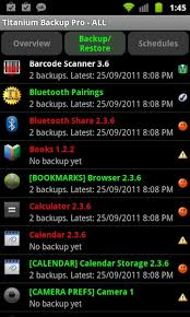 titanium backup pro apk no root best app to backup for rooted device titanium backup kingoapp