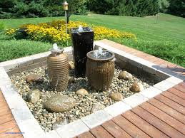 Rock Fountains For Garden Backyard Water Fountains Inspirational Backyard Rock