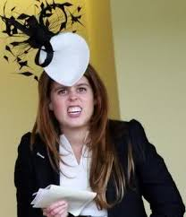 Princess Beatrice Hat Meme - lies about true fashion icon princess beatrice oh no they didn t