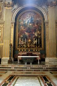 st peter u0027s chapel of the choir