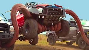 video de monster truck monster trucks tráiler español aventura familia 2017 youtube