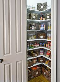 sweet food storage ideas for small kitchen best 25 small pantry