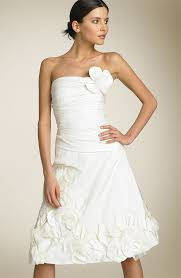 Short White Wedding Dresses Wedding Gowns The Wise Bride U0027s Guide