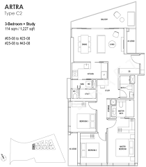 artra condo floor plan the artra floor plans by developer tang