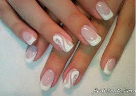 100 classic u0026 delicate french manicure u0026 other beautiful nail art