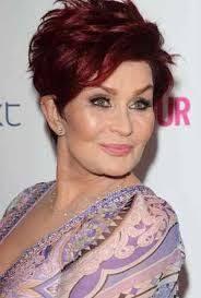 short hairstyles for women aeg 3o round face 29 apr 2013 10 36 hondje sharon osbourne overleden maggie het