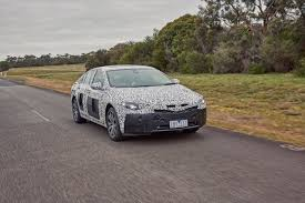 opel holden next generation holden commodore is coming