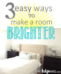 money hip mamas brighten up a room in three easy and cheap