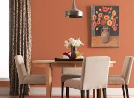 dining room colour home design ideas