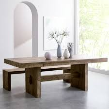 from coffee table to dining table emmerson reclaimed wood dining table west elm