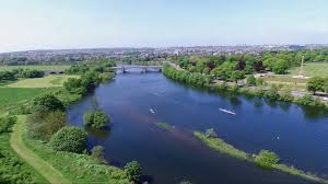 river dee aberdeen duthie park youtube