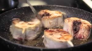 comment cuisiner le p穰isson recette congre rôti fumé au safran