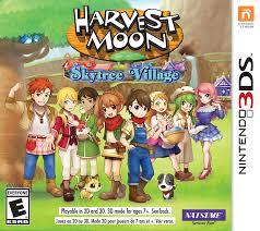 harvest moon harvest moon skytree village amazon co uk pc video games