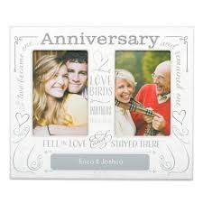 50th wedding anniversary photo album personalized wedding anniversary at things remembered