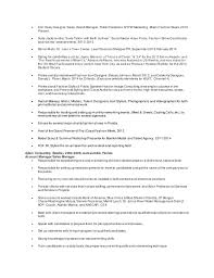 Resume For Anchor Job by Beth Sullivan Professional Resume