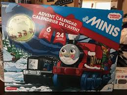 thomas u0026 friends minis 2017 advent calendar fgr16 fisher price