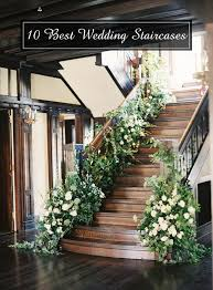 wedding decorations ideas wedding decorations 10 most beautiful staircases