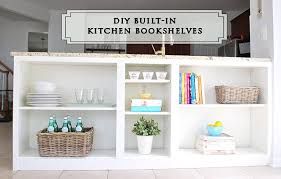 diy kitchen shelves homeright bookcase challenge diy bookcase to kitchen shelves 11