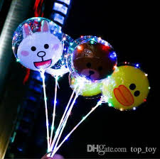 inflated balloon delivery 12 styles 18inch 3d bobo balloons christmas wedding