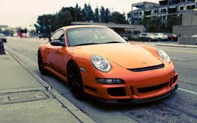 orange porsche 911 porsche 911 wallpapers