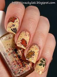 20 impressive thanksgiving nail designs thanksgiving nail designs